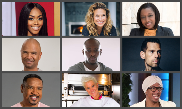 """STEPHEN A. SMITH, NICK CANNON, OMAR EPPS, TOM BILYEU, ANNE BURRELL AND MORE JOIN THE AUGUST LINEUP OF THE HIT SHOW """"MONEY MAKING CONVERSATIONS"""" TO DISCUSS BUILDING YOUR BRAND, HOSTED BY RUSHION MCDONALD"""