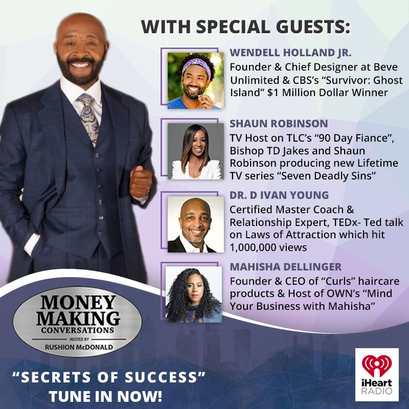 Money Making Conversations: Wendell Holland Jr , Shaun