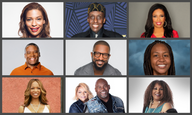 """David and Tamela Mann, Pam Grier, Rickey Smiley, Elise Neal, Bill Duke, and More Join the October Lineup of the Hit Show """"Money Making Conversations,"""" Hosted by Rushion McDonald"""