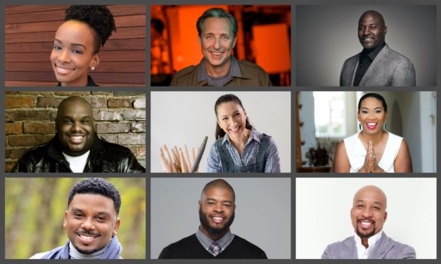 """Marcellus Wiley, Adrienne Bailon-Houghton, Gesine Bullock-Prado, Misguided Behavior Cast and More, Give Inspiration This December on the Hit Show """"Money Making Conversations,"""" Hosted by Rushion McDonald"""