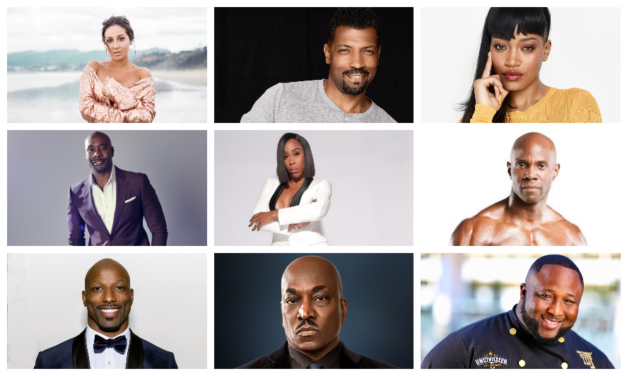 """Morris Chestnut, Adrienne Bailon Houghton, Deon Cole, Clifton Powell, Anne Burrell, Tiffany """"The Budgetnista"""" Aliche and More Deliver a Power-Packed January on the Hit Show """"Money Making Conversations,"""" Hosted by Rushion McDonald"""