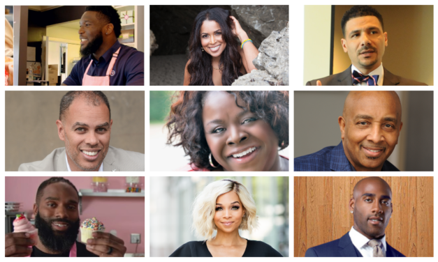 """Brian Orakpo, Michael Griffin, Cassi Davis, Jesse Collins, Tracey Edmonds, Pat Smith, Dr. Steve Perry, and More Provide a Powerful Dose of Insights in February on the Hit Show """"Money Making Conversations,"""" Hosted by Rushion McDonald"""