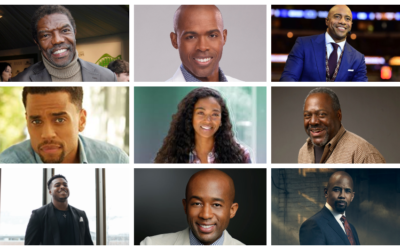 """Michael Ealy, Vondie Curtis-Hall, Michael Boatman, Dr. Ian Smith, Frankie Faison, Ananda Lewis, Brandon Copeland, and More Inspire a Powerful April Lineup on the Hit Show """"Money Making Conversations,"""" Hosted by Rushion McDonald"""