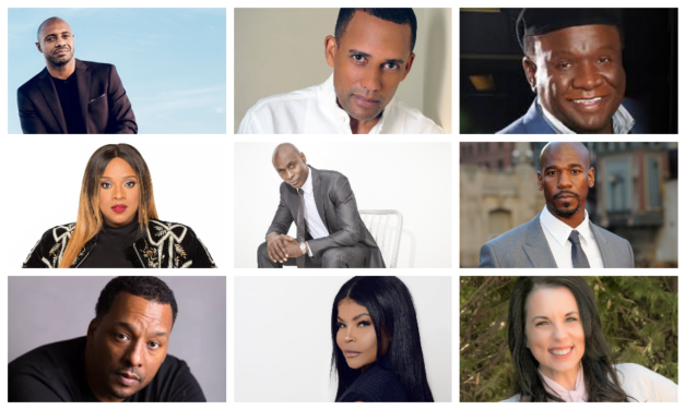 """Hill Harper, Lance Reddick, Kierra Sheard, Deon Taylor, George Wallace, Misa Hylton, and More Join in for a Captivating May Lineup on the Hit Show """"Money Making Conversations,"""" Hosted by Rushion McDonald"""