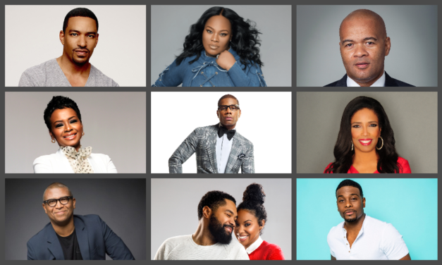 """Laz Alonso, Reginald Hudlin, Kirk Franklin, Tasha Cobbs Leonard, Kel Mitchell, Kellita Smith, and More Deliver Enlightening Insights for July on the Hit Show """"Money Making Conversations,"""" Hosted by Rushion McDonald"""