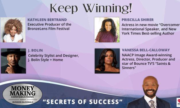 Money Making Conversations: Vanessa Bell-Calloway, Kathleen Bertrand, Priscilla Shirer & Tasha Cobbs Leonard