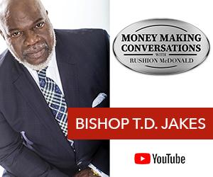 Bishop TD Jakes
