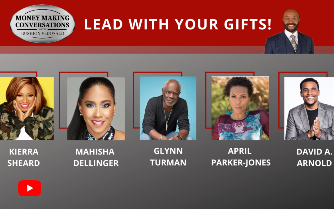 Kierra Sheard, Mahisha Dellinger, Glynn Turman, April Parker-Jones & David A. Arnold
