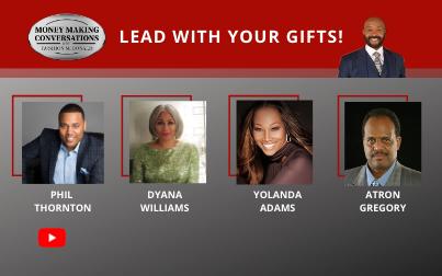 Yolanda Adams, Phil Thornton, Dyana Williams & Atron Gregory