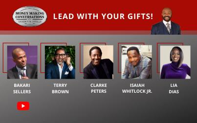 Bakari Sellers, Terry Brown, Clarke Peters, Lia Dias, and Isiah Whitlock Jr.