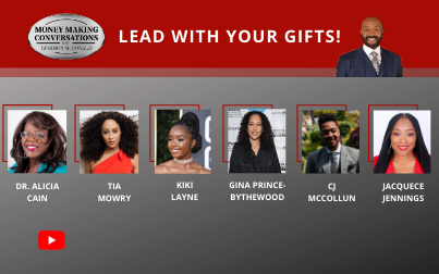 Tia Mowry, CJ McCollum, Gina Prince-Bythewood, KiKi Layne, Jacquece Jennings, & Dr. Alicia Cain
