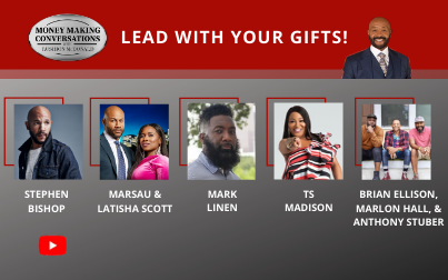 Stephen Bishop, Marsau and LaTisha Scott, Mark Linen, The Black Man Project & TS Madison