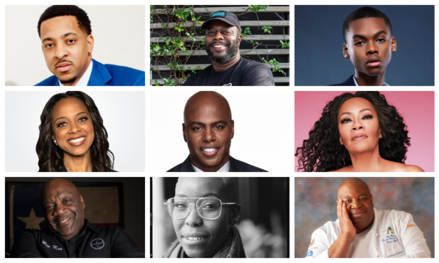 "RUSHION McDONALD WELCOMES TOP CHEFS KEVIN BLUDSO, RON DUPRAT, RODNEY SCOTT, ENTERTAINMENT TONIGHT'S KEVIN FRAZIER, NISCHELLE TURNER, AND MORE OCTOBER ON ""MONEY MAKING CONVERSATIONS"""