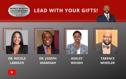 Dr. Nicole LaBeach, Dr. Joseph Asamoah, Ashley Woods & Tarence Wheeler