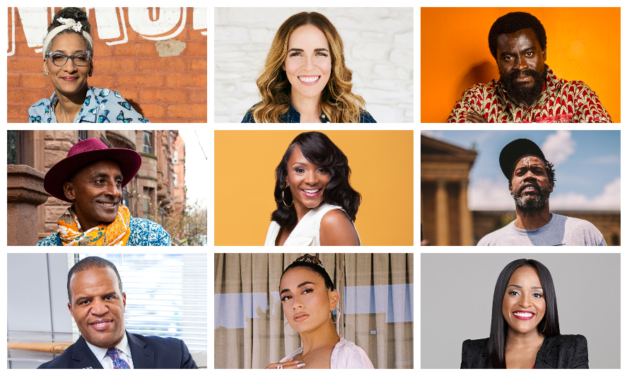 """RUSHION McDONALD WELCOMES CARLA HALL, ALLY BROOKE, MARCUS SAMUELSSON, JOHN HOPE BRYANT, AND MORE THIS NOVEMBER ON HIS HIT PODCAST """"MONEY MAKING CONVERSATIONS"""""""