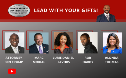 Renowned Civil Rights Attorney Ben Crump; Hollywood Director Rob Hardy; Marc Morial of National Urban League; Lurie Daniel Favors of the Center for Law and Social Justice; and Alonda Thomas of Howard University
